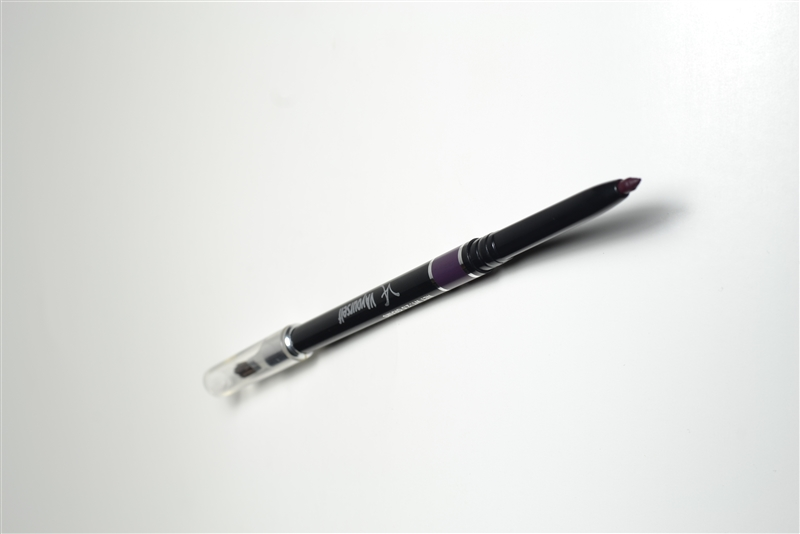 "Berry-Red ""Lipstick Pencil"" Retractable Lipliner w/Brush"