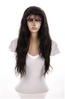 Lace Front Brazilian Remy Natural Wavy