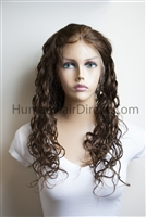 Full Lace Brazilian Remy Curly