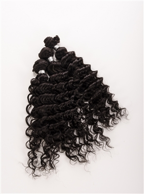 "Brazilian Remy DEEP WAVE 3-Pack (16"", 18"", 20"") Bundle"