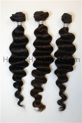 Peruvian Remy Loose Wave