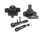 Torque Solution Engine,Transmission & Pendulum Mount Kit: Audi A3 & TT MK2 2.0T TSI FSI