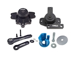 Torque Solution Engine,Transmission & Pendulum Mount Kit w/ Race Insert: Audi TT / A3 2.0 TSI