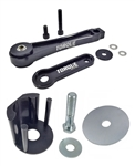 Torque Solution Pendulum Mount (Dog Bone) w/ Street Insert: Audi TT / A3 2005.5-2008 2.0T FSI