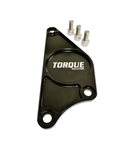 Torque Solution Billet Aluminum Cam Plate (Black): Subaru BRZ / Scion FR-S 2013+