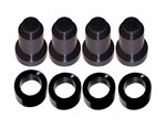 Torque Solution DSM Rear Subframe Bushings: 2G Mitsubishi Eclipse / Talon AWD 1995-1999