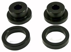 Torque Solution Drive Shaft Single Carrier Bearing Support Bushings: Mitsubishi Evolution 1992-14