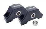 Torque Solution Billet Aluminum Torque Mount Kit: Honda / Acura B or D-Series