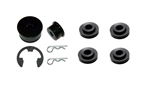 Torque Solution Shifter Cable & Base Bushings: Hyundai Veloster & Turbo 2011-2018 / Accent 2012+
