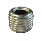 "Torque Solution Stainless Steel 1/8"" NPT Plug: Universal Single Plug"