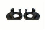 Torque Solution Porsche Engine Mount Inserts: Porsche 986 Boxster 1997-2004