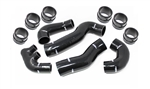 Torque Solution Intercooler Boost Hose Set: Porsche 911 / 996 Turbo