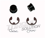Torque Solution Shifter Cable Bushings: Audi TT 1999-06