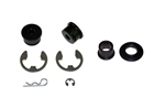 Torque Solution Shifter Cable & Gate Selector Bushings: Mitsubishi Evolution X 2008-09
