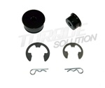 Torque Solution Shifter Cable Bushings: Honda HONDA CRZ 2011-2016 (MT Only)