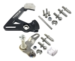 Billet Adjustable Short Shifter Arm w/ Stainless Lever: Volkswagen MK5 / MK6 / MK7  - Audi MK2/ MK3 / A3 / S3 / TT