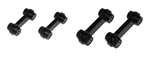 Torque Solution Urethane Front & Rear Endlinks: Subaru Sti 04-07 & Forester 04-08