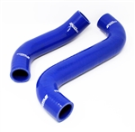 Torque Solution Silicone Radiator Hose Kit (Blue): Subaru WRX 02-07 / STI 04-07