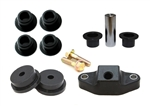 Torque Solution Complete Shifter Bushing Combo Kit: Subaru Sti 2006-2018