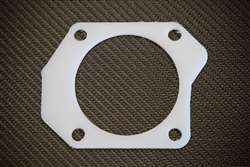 Torque Solution Thermal Throttle Body Gasket: Honda Civic Si 2006-2011 72mm