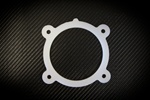 Torque Solution Thermal Throttle Body Gasket: Hyundai Genesis V6 2013+