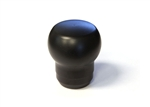Torque Solution Fat Head Delrin Shift Knob (Black): Subaru Sti 04-16, WRX 15+, BRZ 2013+, Scion FR-S 2013+ / Universal 12x1.25