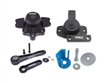 Torque Solution Engine,Transmission & Pendulum Mount Kit w/ Race Insert: Volkswagen Jetta, Golf, Passat 2006-2008.5
