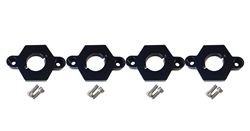 Torque Solution Coil Pack Adapter: Audi / VW 1.8t ALL