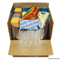 "Foil Insulated Box Liners - 11.25 x 11.25"" x 8.5"""