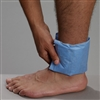 "Blue Easy Sleeves Disposable Covers, 4"" x 10"""