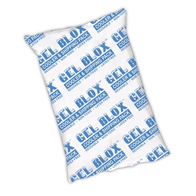 "Gel Blox Cold Shipping Pack 8 oz 4"" x 6"""