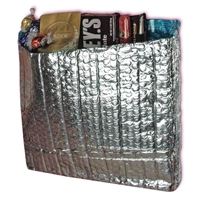 "Foil Metallic Thermal Bubble Mailers 18"" x 22"""