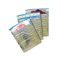 "Foil Thermal Bubble Mailers 6.5"" x 10.5"""