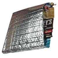 "Foil Metallic Thermal Bubble Mailers 7"" x 15"""