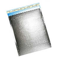 "Foil Metallic Thermal Bubble Mailers 8"" x 11"""