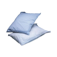 "Disposable Pillowcases, Spunbond Nonwoven, 21"" x 30""Blue - 100/Case"