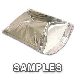 Kodiak Pack Metalized Envelopes Samples