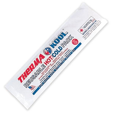 "Therma-Kool Reusable Hot Cold Pack, 4"" x 18"" Cervical"