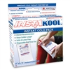 "Insta-Kool Instant Cold Pack, Boxed - 6"" x 8.75"" Retail Box"