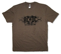 AC/DC Can't Stop R-n-R 30/1 Tee