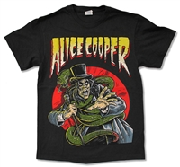Alice Cooper Comic Book Tee