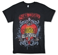 Alice Cooper School's Out Non-Tour Tee