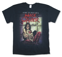 Alice Cooper We're All Crazy Tee