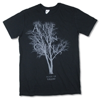 Alice In Chains Letter Tree 30/1 Tee