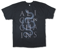 Alice In Chains Snake Tee