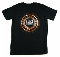 Alice In Chains Circle Logo Tee