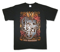 The Allman Brothers Eagle March 2009 Tour Tee