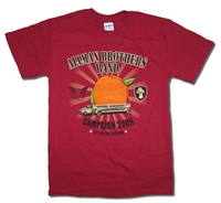 The Allman Brothers Summer Campaign 2008 Tour Tee