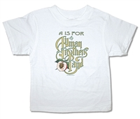 The Allman Brothers A is for Allman Toddler Tee