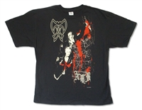 Axe Murder Boyz Blood Splatter Tee